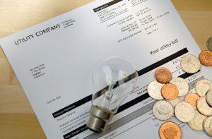 Rachunek za prąd w domu jednorodzinnym